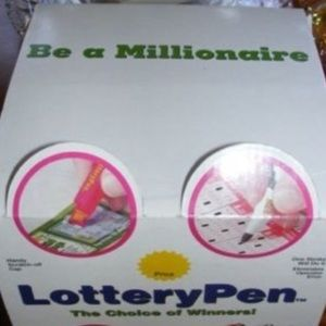 Lottery pen scratcher bundle of 30